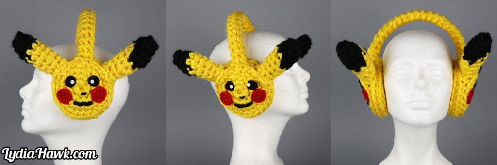 crochet-pikachu-earmuffs
