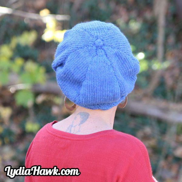 Pageboy Hat Lydia Hawk Designs Asheville NC