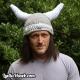 Crochet Viking Helmet Free Pattern Lydia Hawk Designs