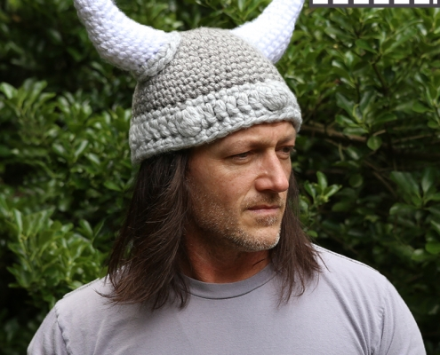 Crochet Viking Helmet Free Pattern Lydia Hawk Designs